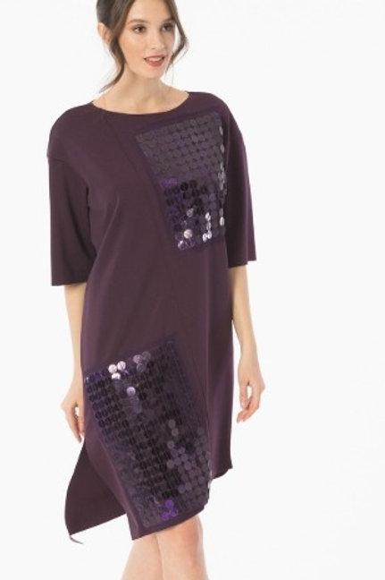 Платье трикотажное 64.434