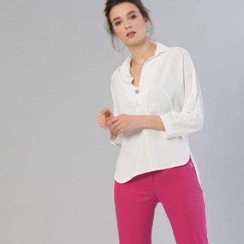 Блузка 50.001 белая