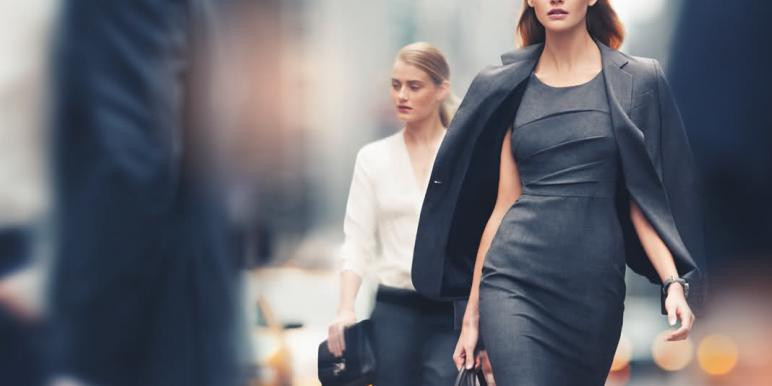 Самое важное в женской одежде — женщина, которая ее носит. (Ив Сен-Лоран)