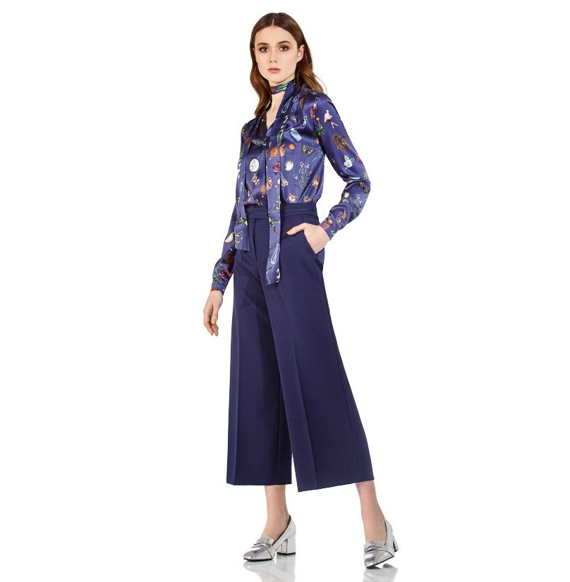 Кюлоты по-праву можно включать в основу современного гардероба!
