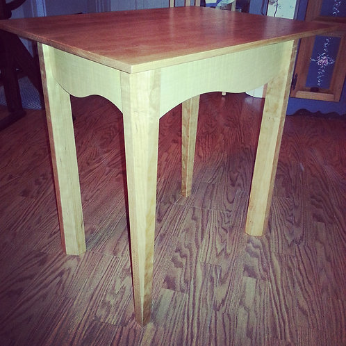 """""""Perspective"""" End Table"""