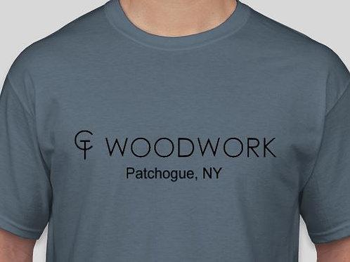 CT woodwork SS T-Shirt