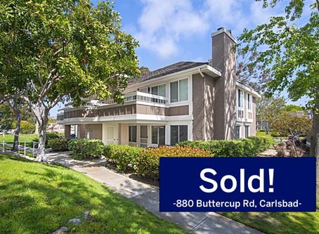 Sold! $460,000 (Represented Buyer)