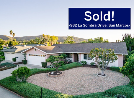 Sold! Found Off Market!  $727,000 (Represented Buyers)