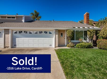 Sold! $875,000 (Represented Sellers)