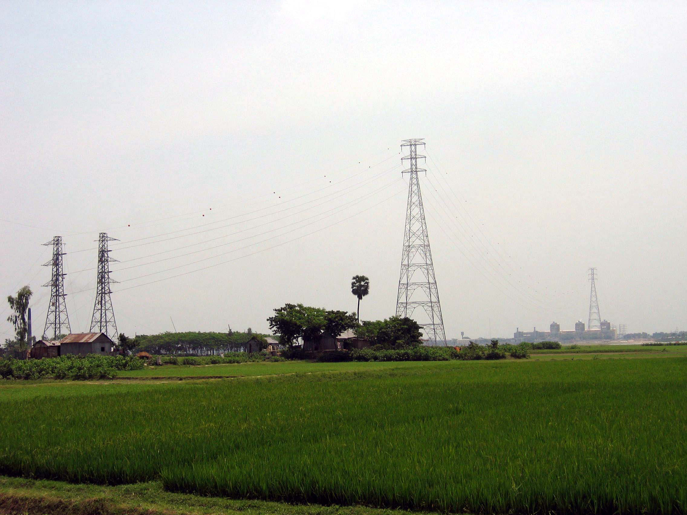230kV Ashuganj-Serajganj T/L