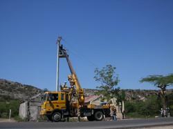 Haiti 24kV Distribution Line Works