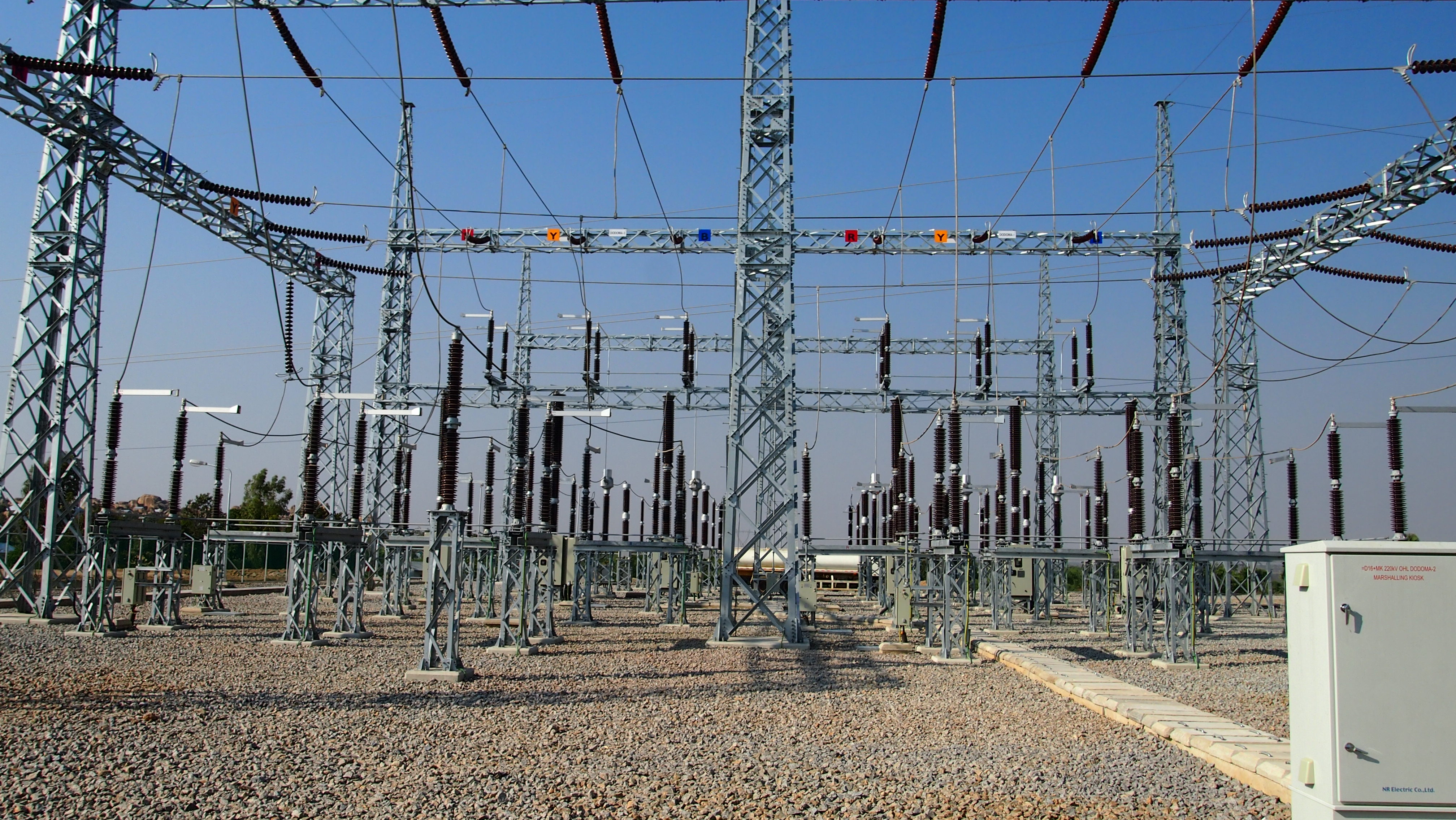 BTIP Upgrading 4 x 220kV Substation