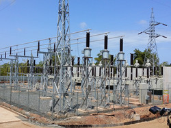 JINRO Power 57.8MW PPS, 115KV S/S