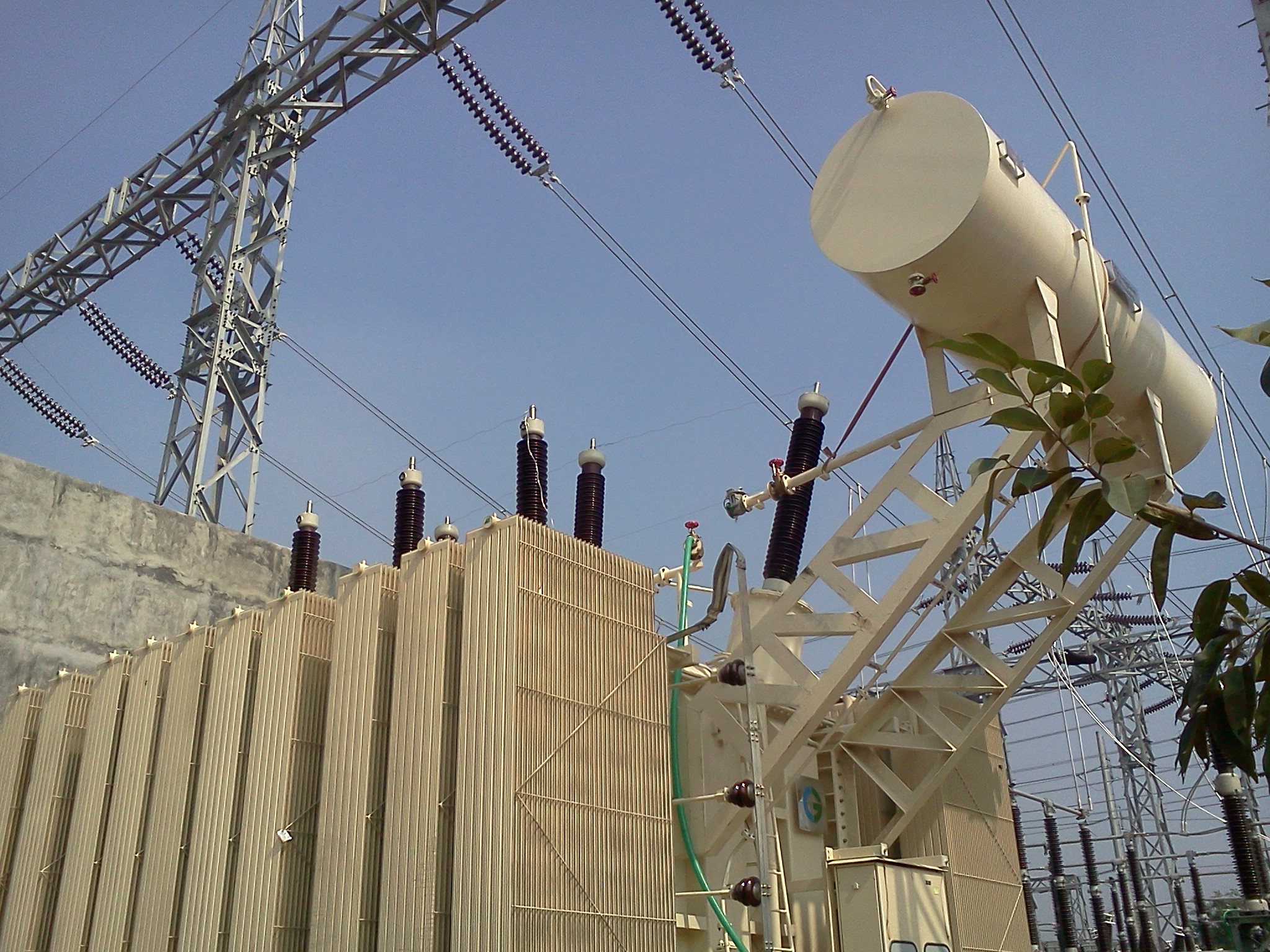 230kV SIDDHIRGANJ Substation