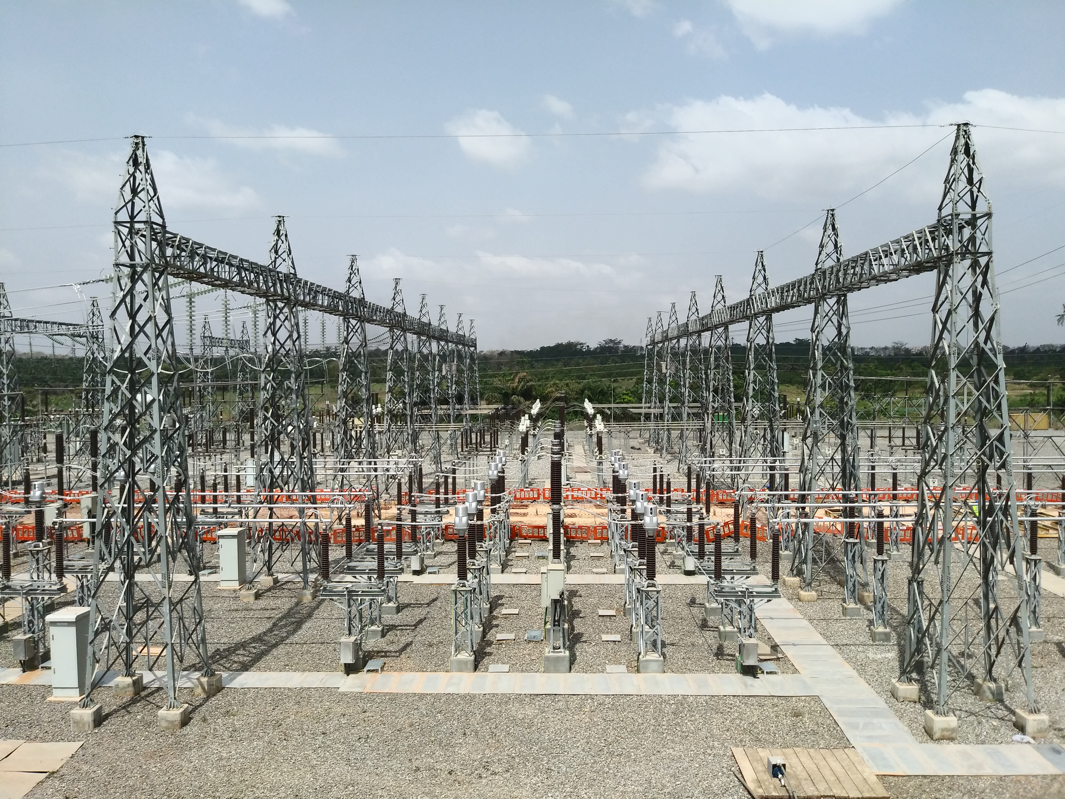 KUMASI 330/161kV Substation Project