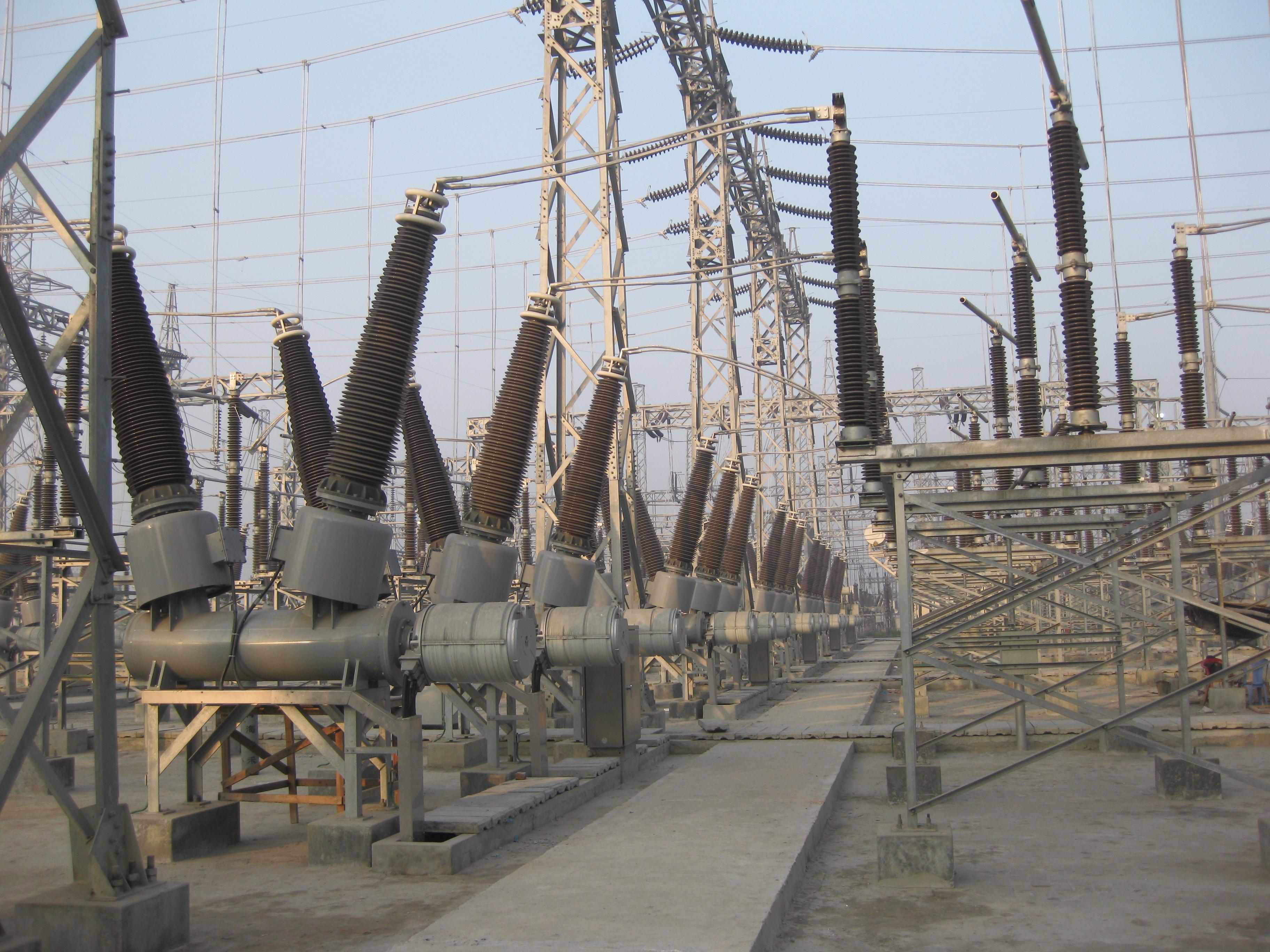 230kV SIDDHIRGANJ Substation