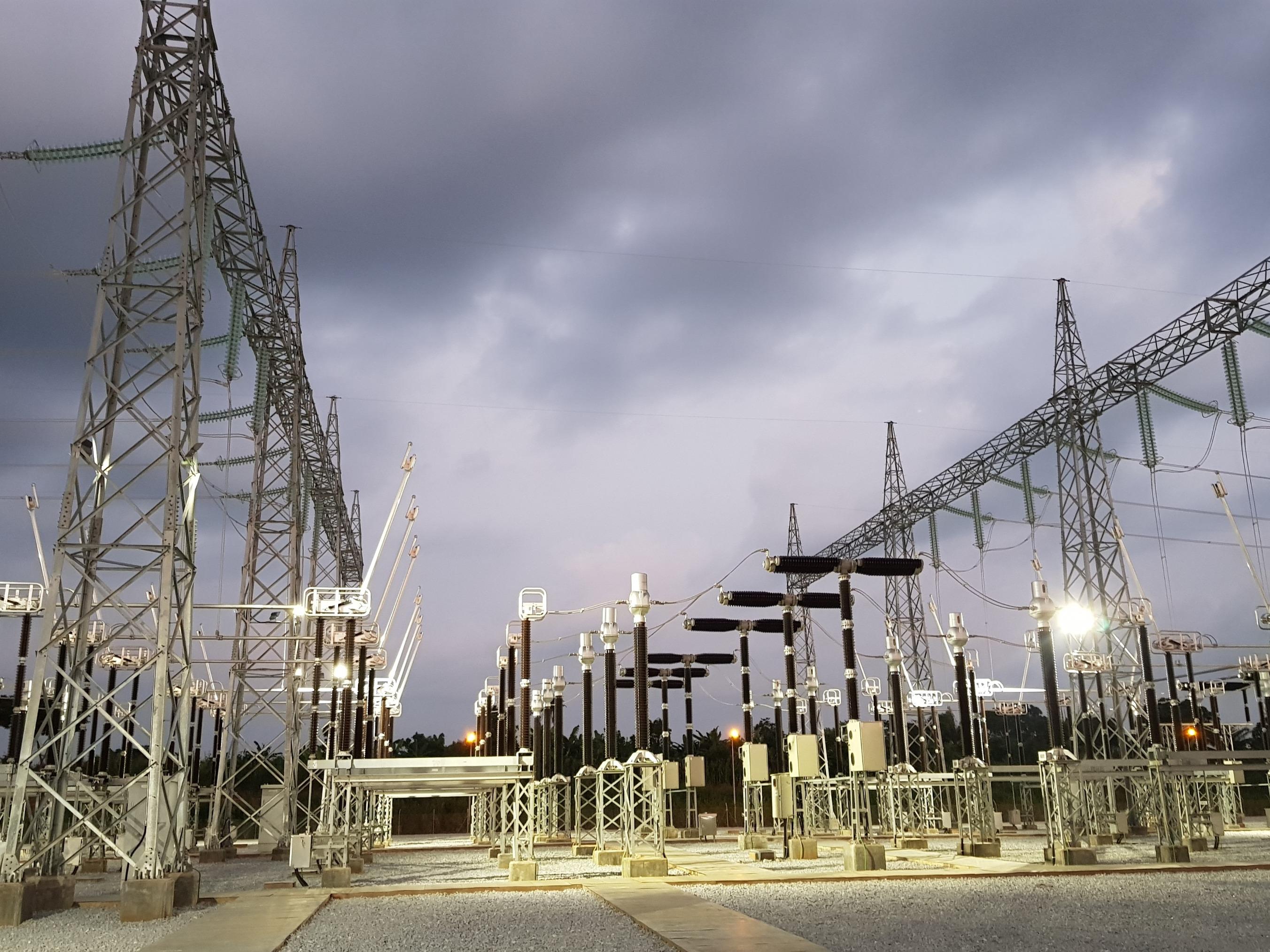 KUMASI 330/161kV Substation Project