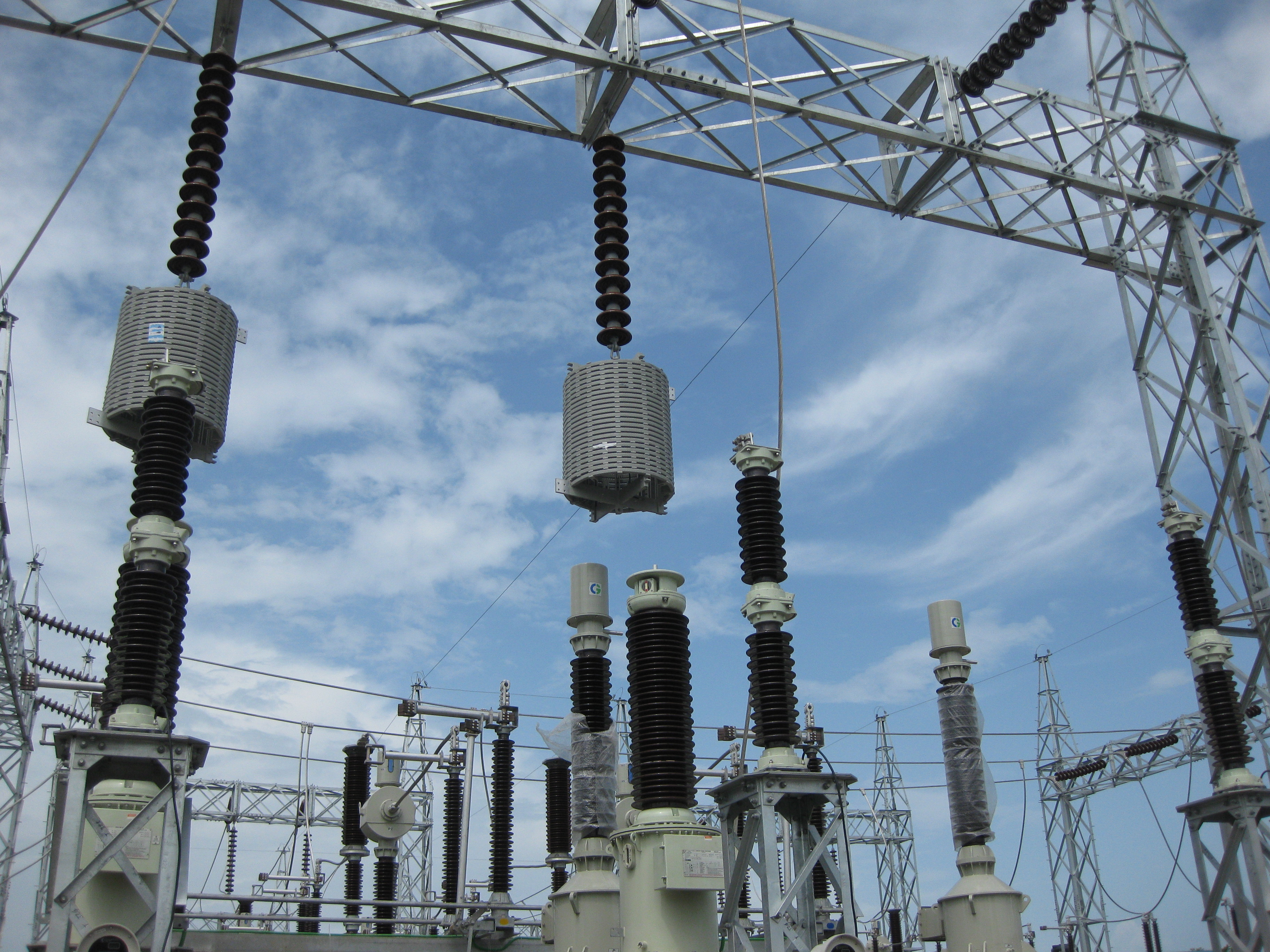 132kV Substation for BERA 70MW PPP