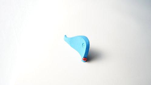 Melville Balığı - Mavi