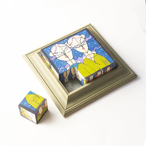 Bi'zzle Puzzle - No:13