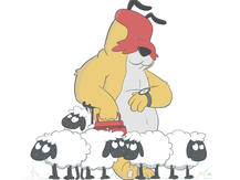 Sam Sheepdog