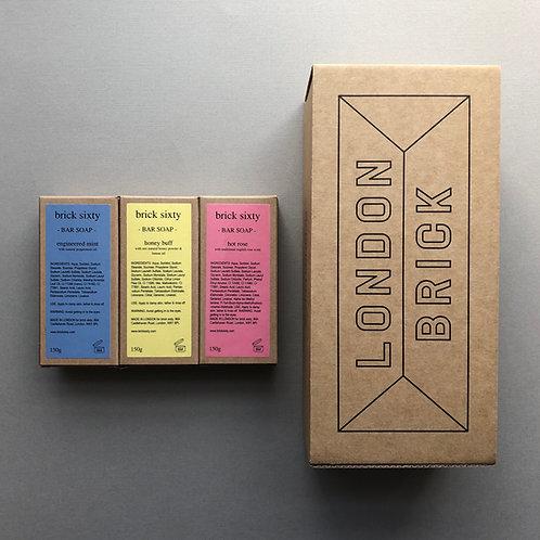 soap colour box