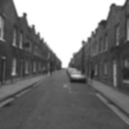 London brick Roupell Street