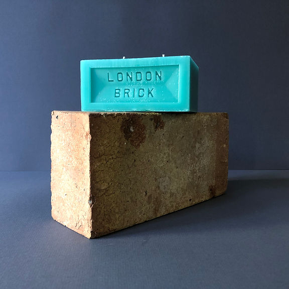 London Brick Candle