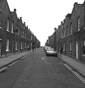 brick sixty Roupell Street