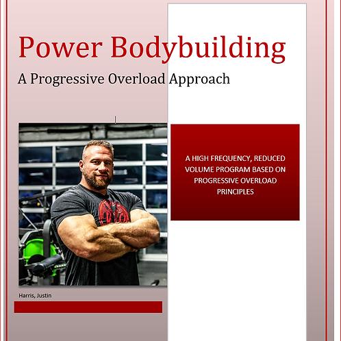 Power Bodybuilding Training Program