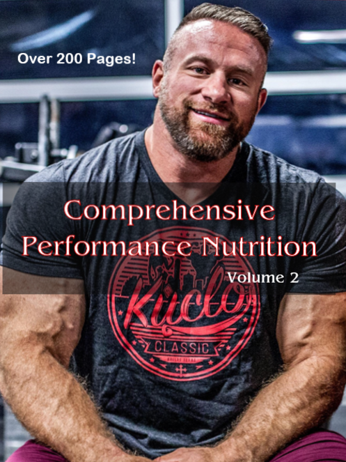 Comprehensive Performance Nutrition - Volume 2