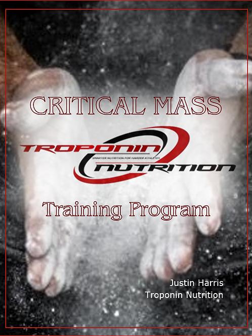 Critical Mass Training Program