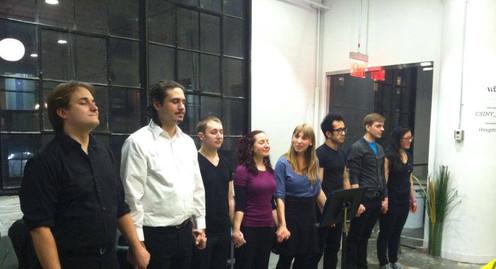 """Cast of """"Darling""""-Center for Social Innovation"""