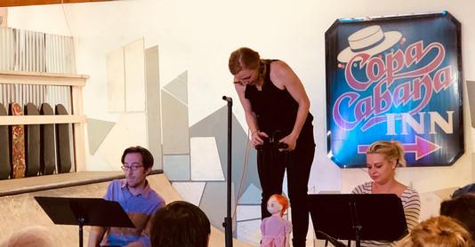 Luke Massengill, Jaime Nebeker, Susan Shake