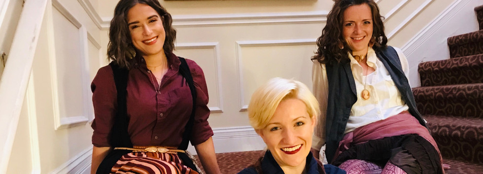 Sarah Allyn Althen, Erika Jenko, Victoria Hines