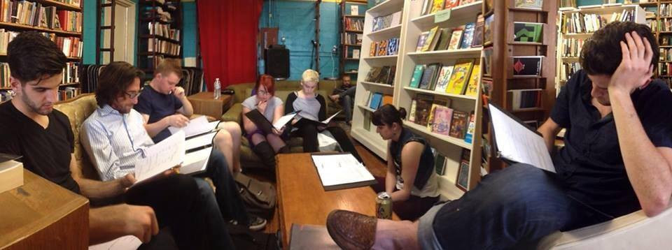 Homegrown Theatre Reading