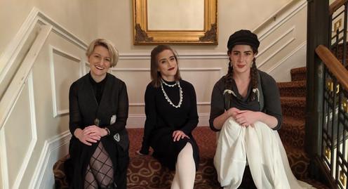 Erika Jenko, Sarah Allyn Althen, Michaela Voit