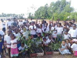 Journée de plantation d'arbres
