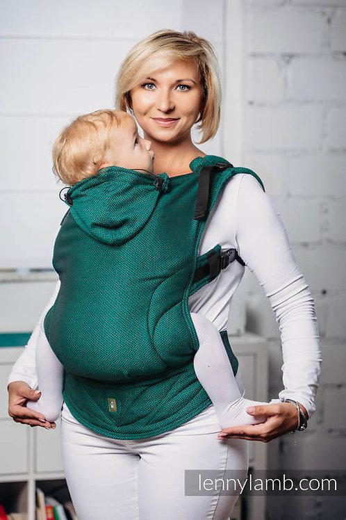 Lenny Lamb - Basics Line - Emerald - Toddler size
