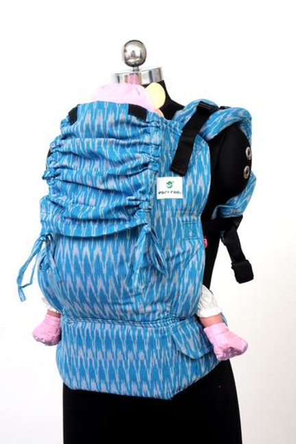 Easy Feel Full Buckle Wrap Converted SSC -Ikat Ethereal
