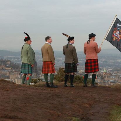 Weaving the story of Scotland