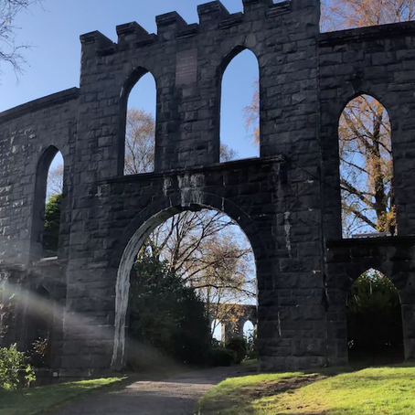 McCaig's Tower, Oban's crowning glory
