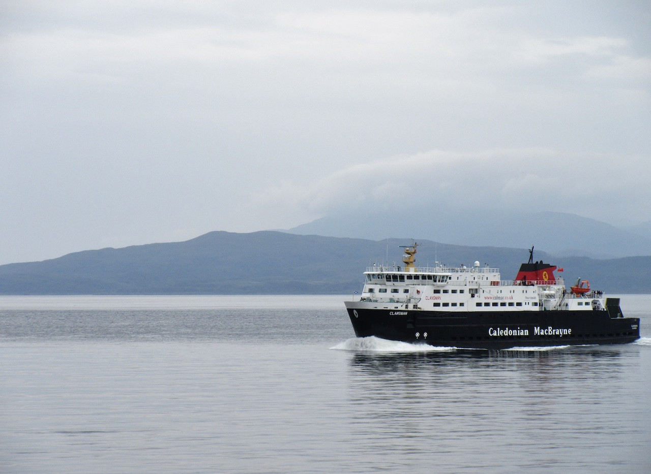 Ferry to Mull