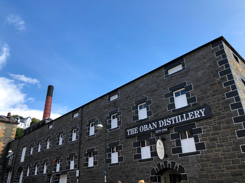 Oban Distillery to net zero by end of year