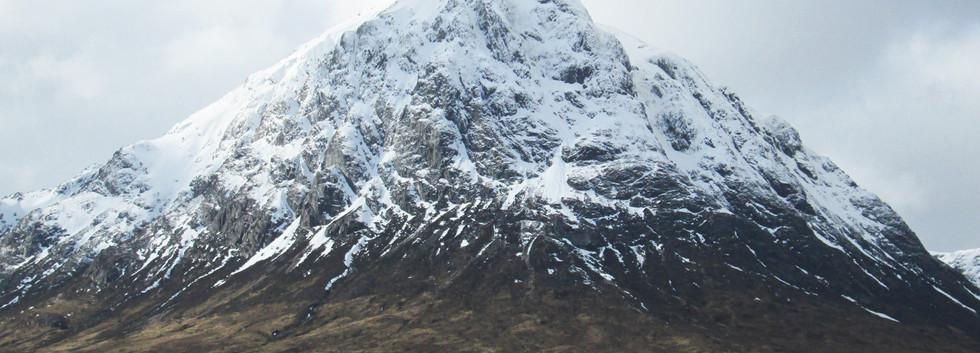 Sgorr na Ciche, the Pap of Glencoe
