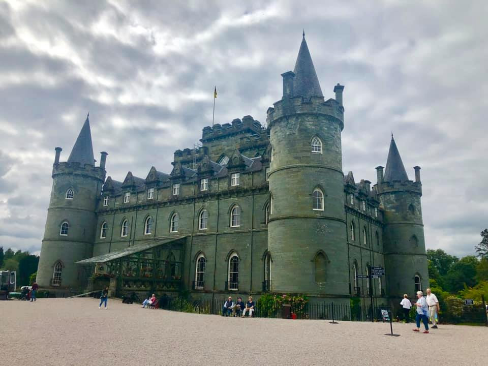 Inveraray & Loch Awe Day Tour