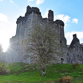 Kilchurn, Argyll's iconic castle on the loch