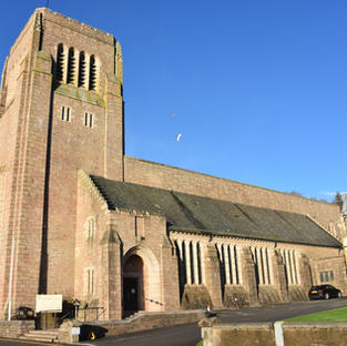 St Columba RC Cathedral