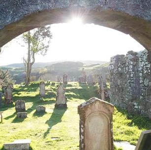 Kilbride burial aisle