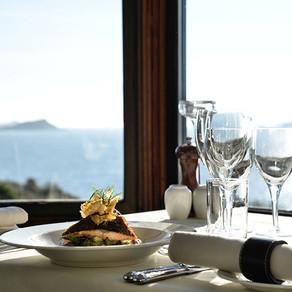 Asknish Bay Restaurant at Loch Melfort Hotel