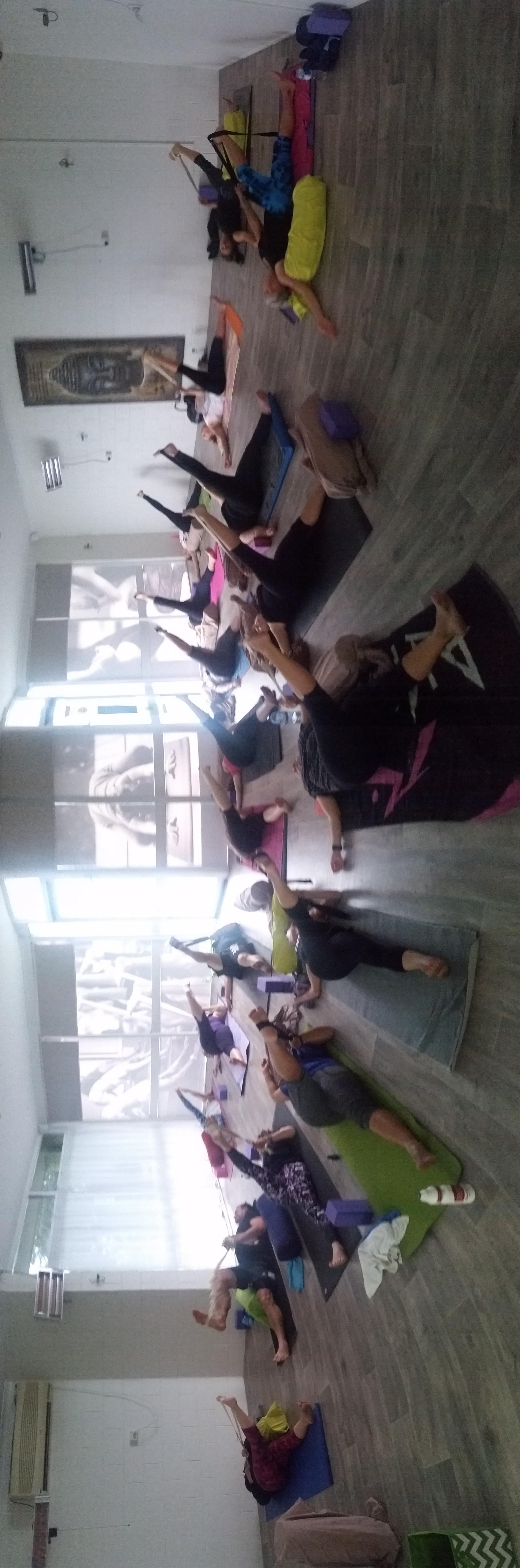 yogi space
