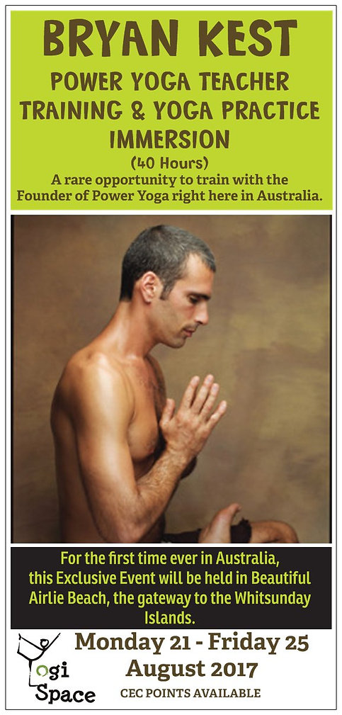 Bryan Kest Power Yoga