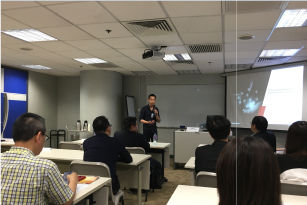 HKIA Sharing Seminar