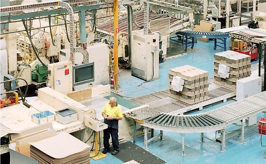 製造業案例-台灣包裝製造公司訂單排程與產能優化